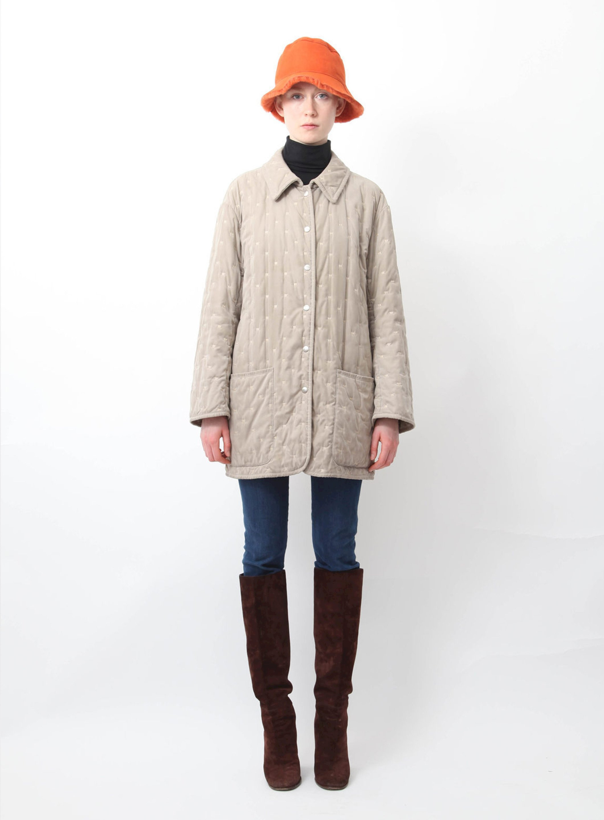 Shearling Bucket Hat bed8060219c