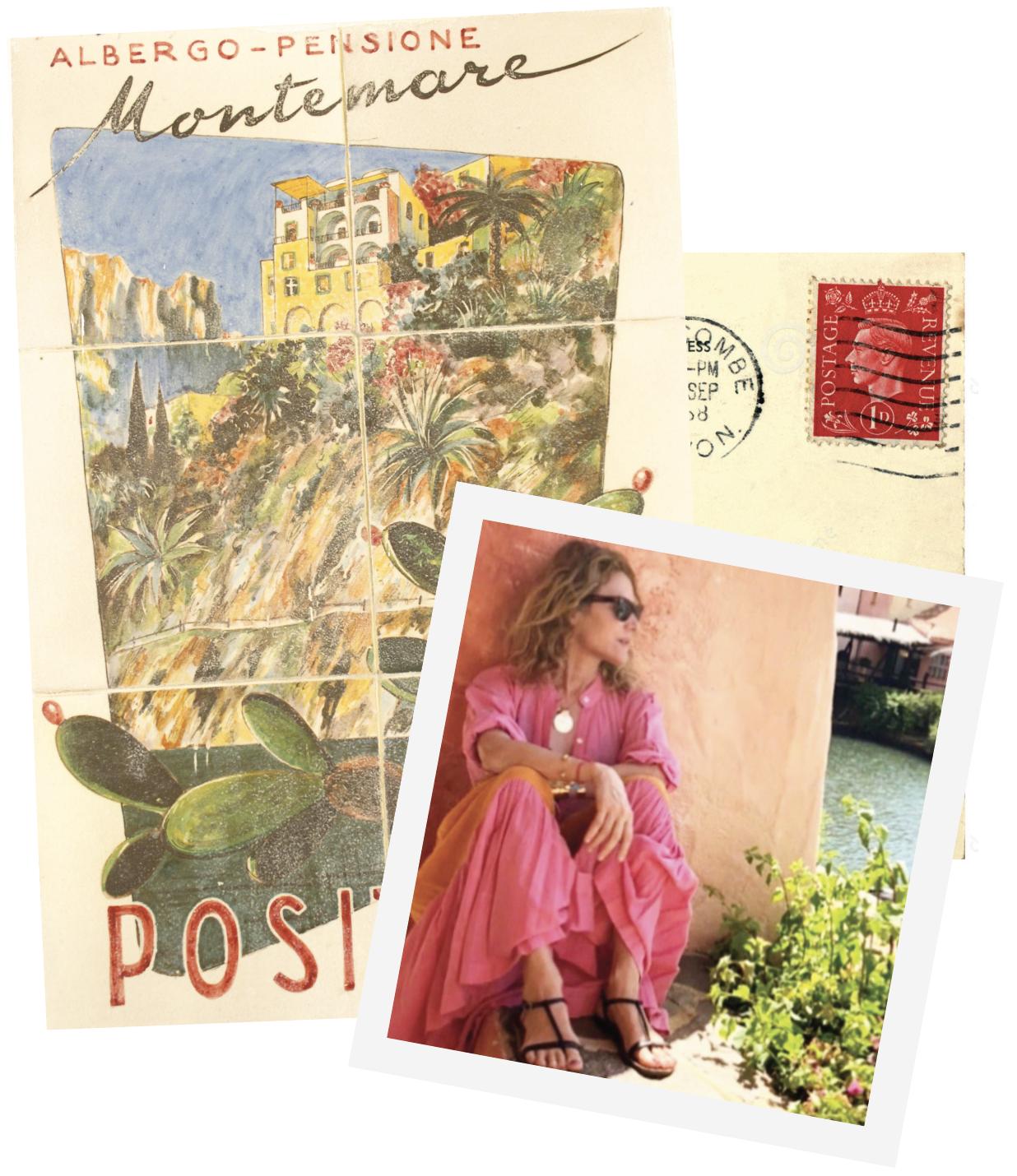 Postcard From Aurélie Bidermann