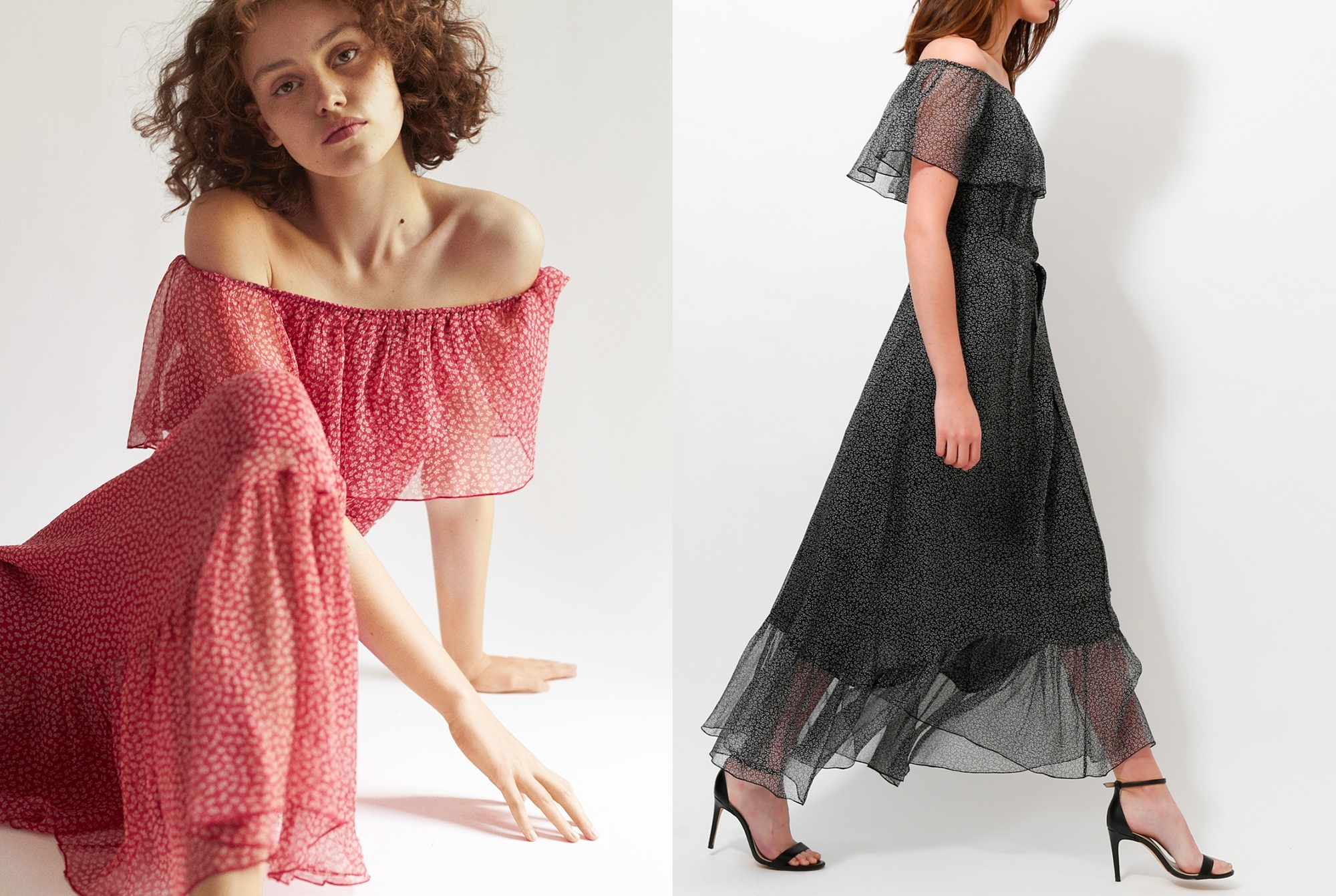 Stand out at your Spring events with the Alma Dress that marries bohemian glamour with modern ease.