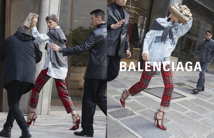 Balenciaga's Iconic 2018