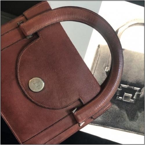 Hermès Corona '368' bag , 1937